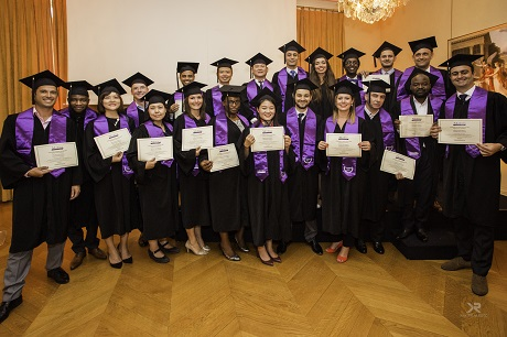 Fulltime MBA Year Group graduates!