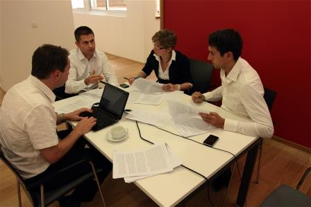 NEOMA MBA Students begin the International Consulting Project