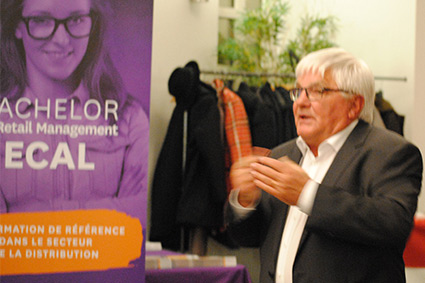 Revival of the Bachelor in Retail Management – ECAL network