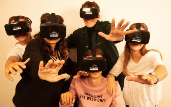 3 questions for Alain Goudey on using Virtual Reality in the classroom