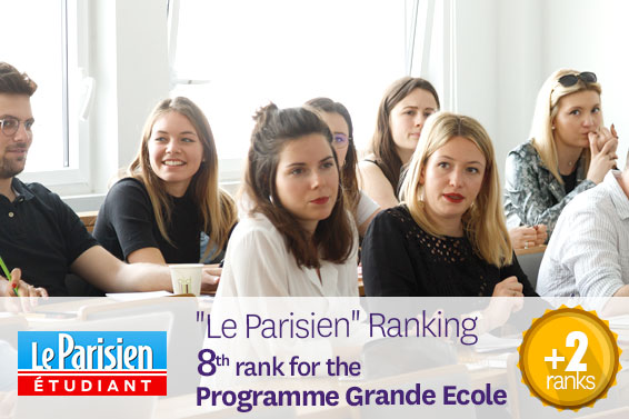 Le Parisien Business School Ranking 2019: NEOMA BS climbs 2 places