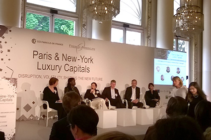 The French-American Luxury Symposium: