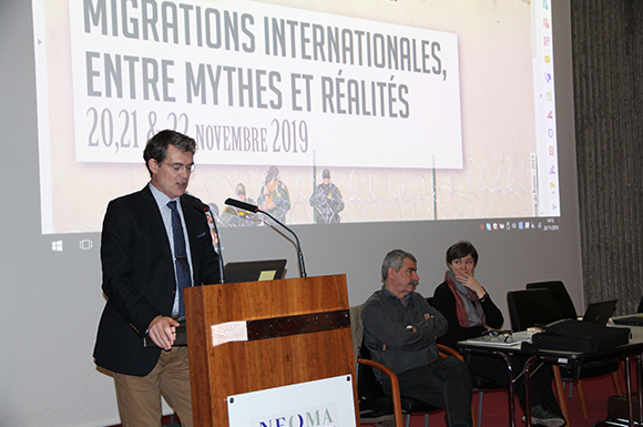 6th Geopolitical Days Conferences in Reims (JGR)