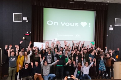 Startup Weekend by Declic: 54 hours in the name of innovation!