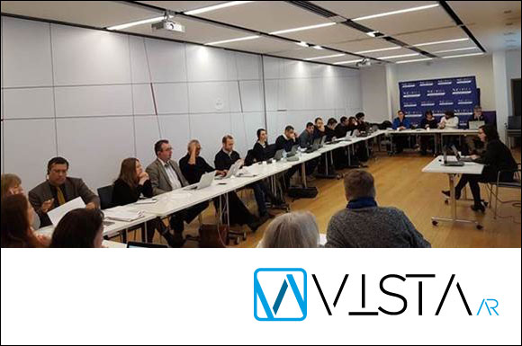 VISTA-AR: all project partners gather on the Paris Campus
