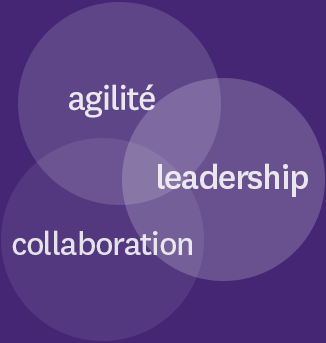 Agility, Leadership, Collaboration